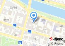 Компания «Магазин №1» на карте
