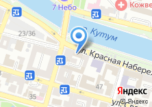 Компания «Уран» на карте