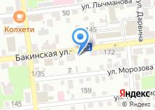 Компания «Центр уничтожения клопов» на карте