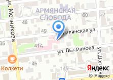 Компания «Ориго» на карте