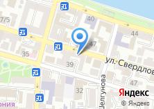 Компания «Астрахань-Безопасность» на карте