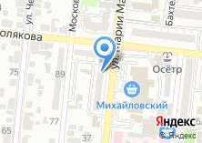 Компания «Мастер.kом» на карте