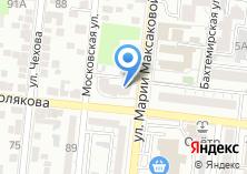 Компания «Alain Manoukian» на карте