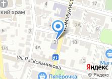 Компания «Каспий ИмпЭкс» на карте