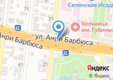 Компания «Автошины-Диски» на карте