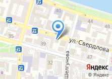 Компания «Жар-пышка» на карте