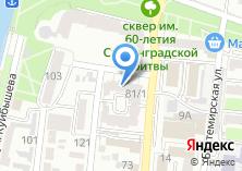 Компания «Финансово-расчетный центр» на карте