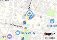 Компания «Мой мир» на карте