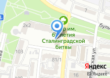 Компания «5 шагов» на карте