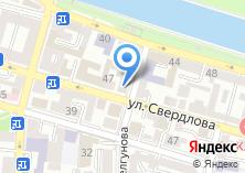Компания «КБ Монолит Астраханский филиал» на карте