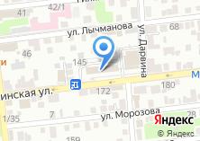 Компания «Министерство социального развития и труда Астраханской области» на карте