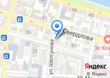 Компания «Министерство международных и внешнеэкономических связей Астраханской области» на карте