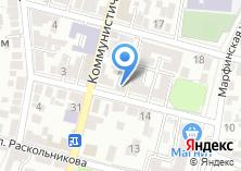 Компания «Столяровская» на карте
