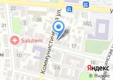 Компания «Креатор» на карте