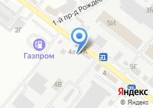 Компания «РиФ» на карте