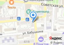 Компания «Реналит Плюс» на карте