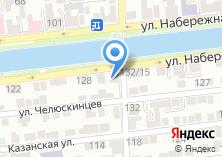 Компания «Рекламное товарищество» на карте