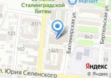 Компания «Егория» на карте