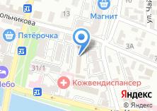 Компания «Дорожная инфраструктура и сервис» на карте