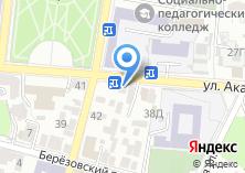 Компания «Гидромастер» на карте