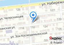 Компания «Открытая сменная общеобразовательная школа №7» на карте