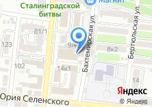 Компания «Изотоп» на карте