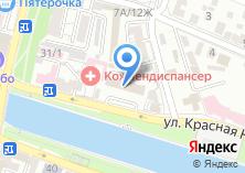 Компания «Связь-Экспресс» на карте