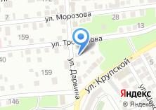 Компания «Бронислава» на карте