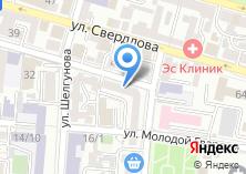 Компания «7 Луза» на карте