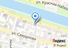 Компания «Региональная коллегия адвокатов по Астраханской области» на карте