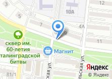 Компания «АСТ СТРОЙ БРИГАДА» на карте