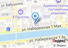 Компания «Профессиональное училище» на карте