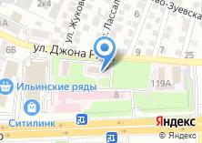 Компания «Управление по материально-техническому обслуживанию медицинских организаций» на карте