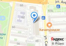 Компания «Пати-Бум» на карте