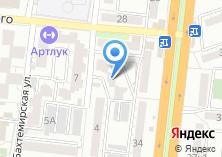 Компания «Гарантия-Астрахань» на карте