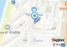 Компания «Строящийся жилой дом по ул. Савушкина» на карте