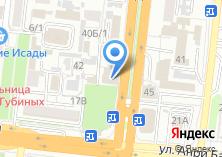 Компания «Остов» на карте