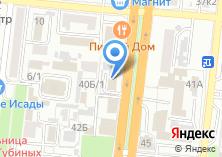 Компания «Военная Комендатура Астраханского гарнизона» на карте