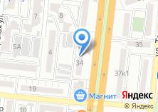 Компания «Алёша» на карте