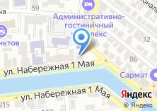 Компания «Юнэкс» на карте