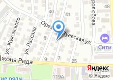 Компания «Агентство ростовых кукол» на карте