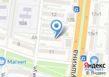 Компания «Адвокатский кабинет Павловой Т.В.» на карте