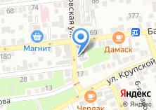 Компания «Шаурмитта» на карте