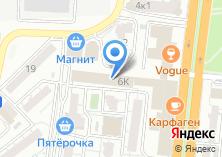 Компания «PR+» на карте