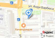 Компания «АСТРАХАНЬ ТРЕЙД» на карте