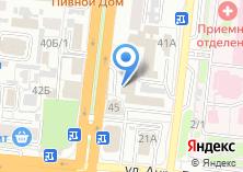 Компания «ЛТК-Финанс» на карте