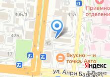 Компания «АстМани» на карте