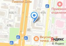 Компания «Первая Система» на карте
