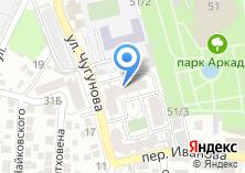 Компания «АВТОДОК-Визувий» на карте