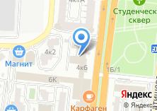 Компания «Тиг-Рик» на карте